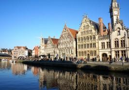 Quoi faire à Bruxelles - Gand : visite guidée à pied de 2 heures