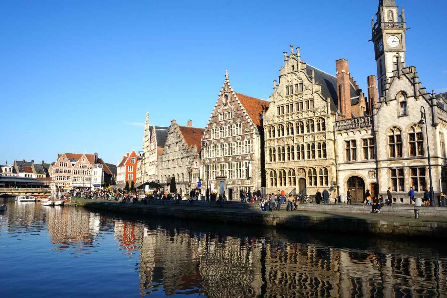 Ghent: 2-Hour Sightseeing Walking Tour