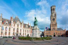Bruges: Excursão a Pé Gratuita de 2 Horas c/ Taxa de Reserva