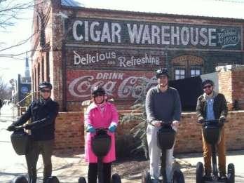 Greenville: 2,5-stündige Segway-Tour mit Segelflug