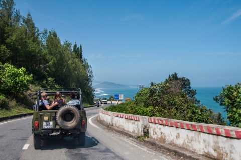 From Hoi An or Da Nang: Hai Van Pass and Beyond by Jeep