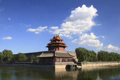 Highlight Tour: Tiananmen, Forbidden City & Great Wall