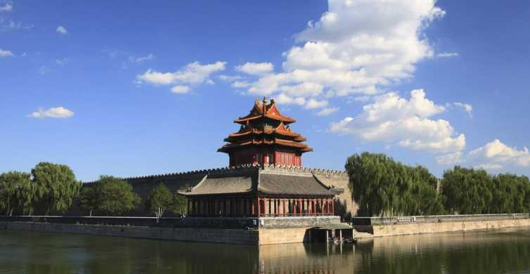 Pechino e Muraglia di Mutianyu: tour in autobus