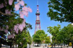 Sapporo: Ingresso sem fila para a Torre de TV de Sapporo