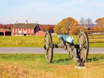 Gettysburg: Historische Schlachtfeldführung zu Pferd