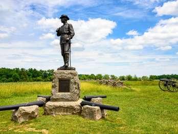 Gettysburg: 2-stündige lizenzierte Schlachtfeld-Kutschentour