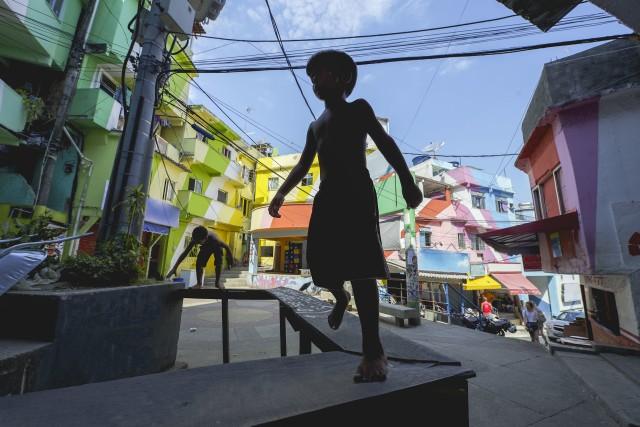 Favela Santa Marta Tour with a Local Guide