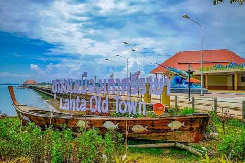 Koh Lanta: Old Town Sightseeing and National Park Tour