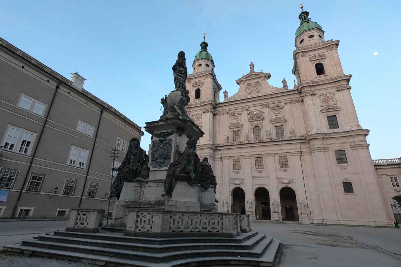Salzburg: Auf den Spuren von Meine Lieder – Meine Träume