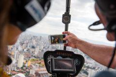 São Paulo: Excursão de 20 Minutos de Helicóptero