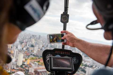 São Paulo: 20-Minute Sightseeing Helicopter Tour