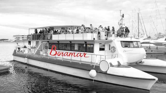 Valencia: Catamaran Cruise with Drink