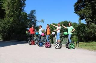 Münchner Altstadt: 3-stündige Segway-Tour