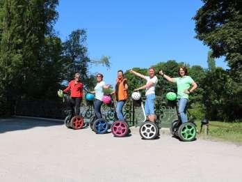München: Schnuppertour auf dem Segway