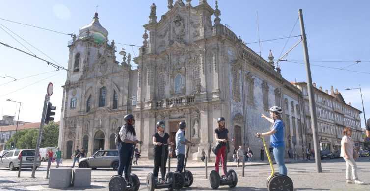 Porto: 2-Hour City Highlights Guided Segway Tour