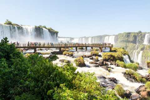 Brazilian Iguaçu Falls National Park Official Ticket