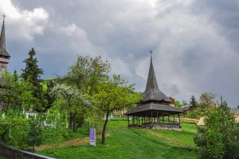 From Cluj-Napoca: Two Day Tour to Maramures
