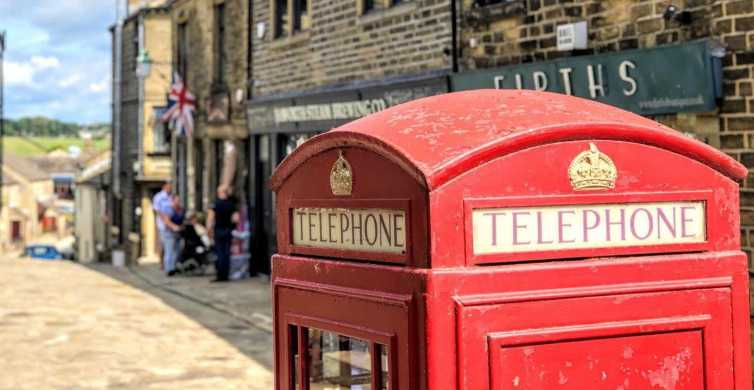 From Liverpool: Full-Day Yorkshire Sightseeing Adventure