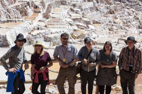 Cusco: visite en petit groupe de Pisac, Maras, Moray, Ollantaytambo