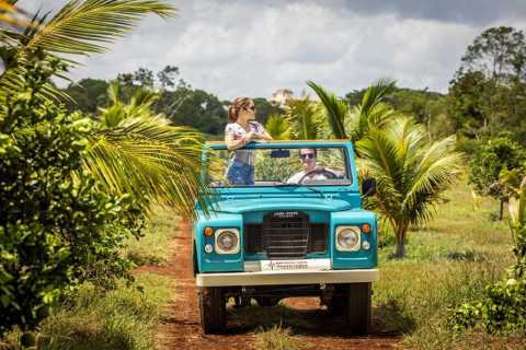 From Mérida: Full-Day Tour to Uxmal and 4WD Driving