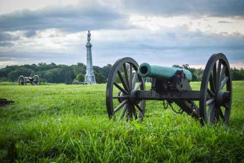 Gettysburg: tour privado com guia licenciado do campo de batalha