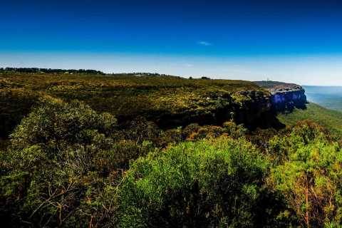 From Sydney: Blue Mountains Small-Group Tour Picnic & Hike