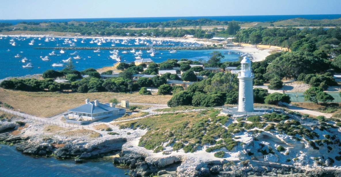 From Perth: Rottnest Island Full-Day Bike and Ferry Trip