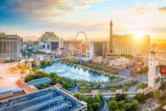 Las Vegas: Ingresso Mirante da Torre Eiffel Sem Fila