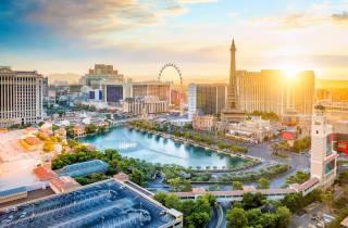 Las Vegas: Eiffeltower-Aussichtsdeck Ticket ohne Anstehen