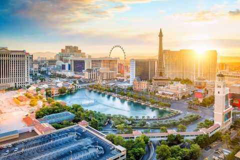 Las Vegas: entrada sin colas en el mirador de Torre Eiffel