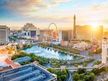 Las Vegas: Eiffelturm-Aussichtsdeck Ticket ohne Anstehen