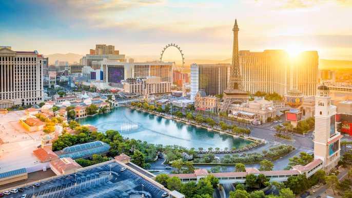 Las Vegas: Eiffel Tower Viewing Deck Entrance Ticket
