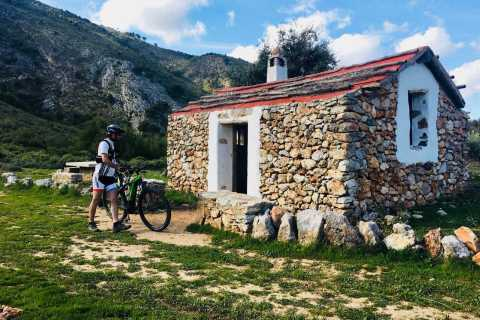 From Marbella: E-Mountain Bike and Wine Tour