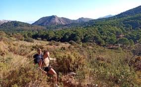 Hiking the Peaks of Marbella