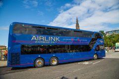 Aeroporto de Edimburgo: Traslado de Ônibus