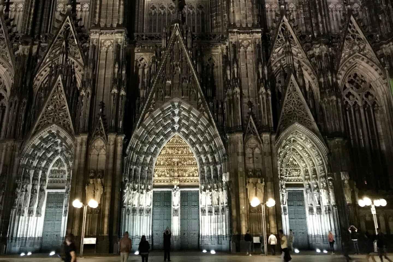 Köln: Gruseliges Stadterkundungsspiel und Tour