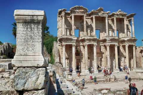 Ephesus Entry Ticket with Mobile Phone Audio Tour
