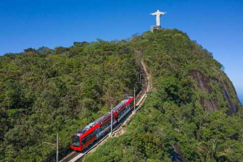 Christ the Redeemer, Sugar Loaf Mountain & Maracana by Train