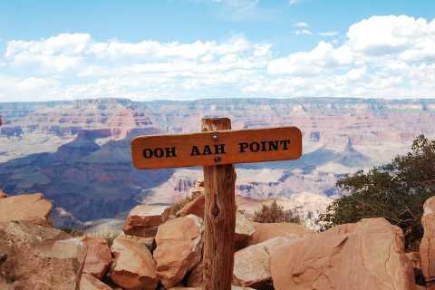 Las Vegas: Grand Canyon National Park South Rim Day Tour