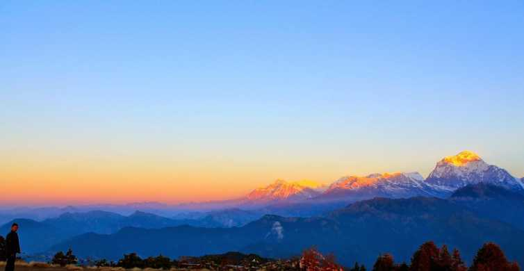 From Pokhara: 4-Day Ghorepani and Poon Hill Trek