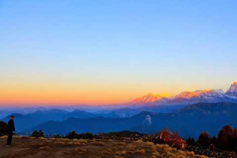 From Pokhara: 2-Day Australian Camp Trek