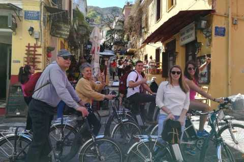 Athens: 3-Hour Sightseeing Bike Tour