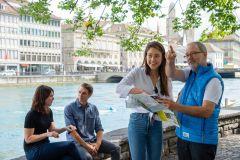 Cidade Velha de Zurique: Excursão a Pé de 2 Horas