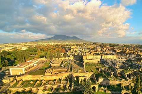 From Naples: Pompeii Tour With Winery Lunch