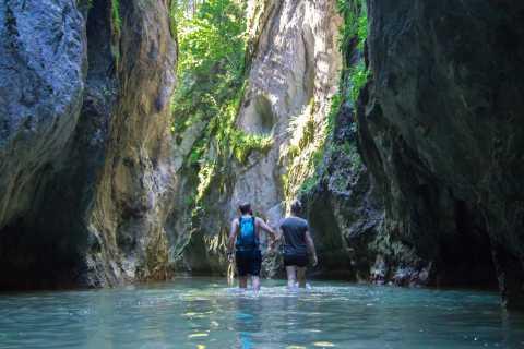 Desde Iasi: excursión de un día al parque nacional de Bicaz y Hasmas