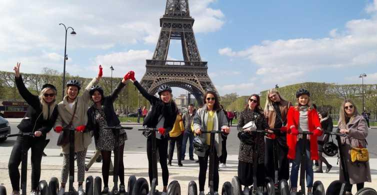 Parigi: Tour Privato Segway di 1,5 ore