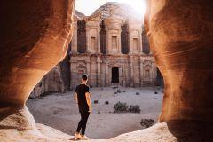 Petra em 1 Dia: Excursão Particular saindo de Amã