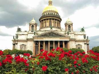 St. Petersburg: Eremitage, Isaakskathedrale & Wodka-Museum