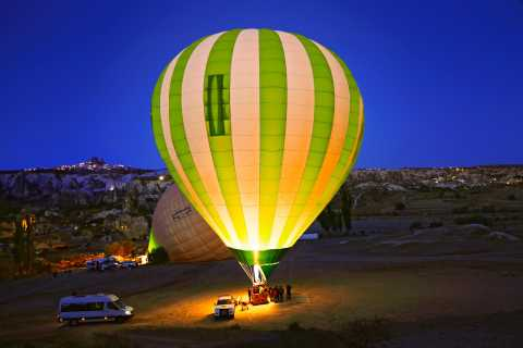Cappadocia: Royal Balloon Flight and Private Cappadocia Tour
