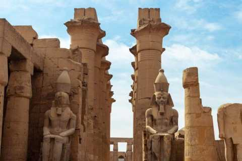 From Sharm El Sheikh: Guided Day Trip to Luxor by Plane